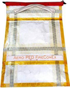 AeroPEDFireConEx Deployed